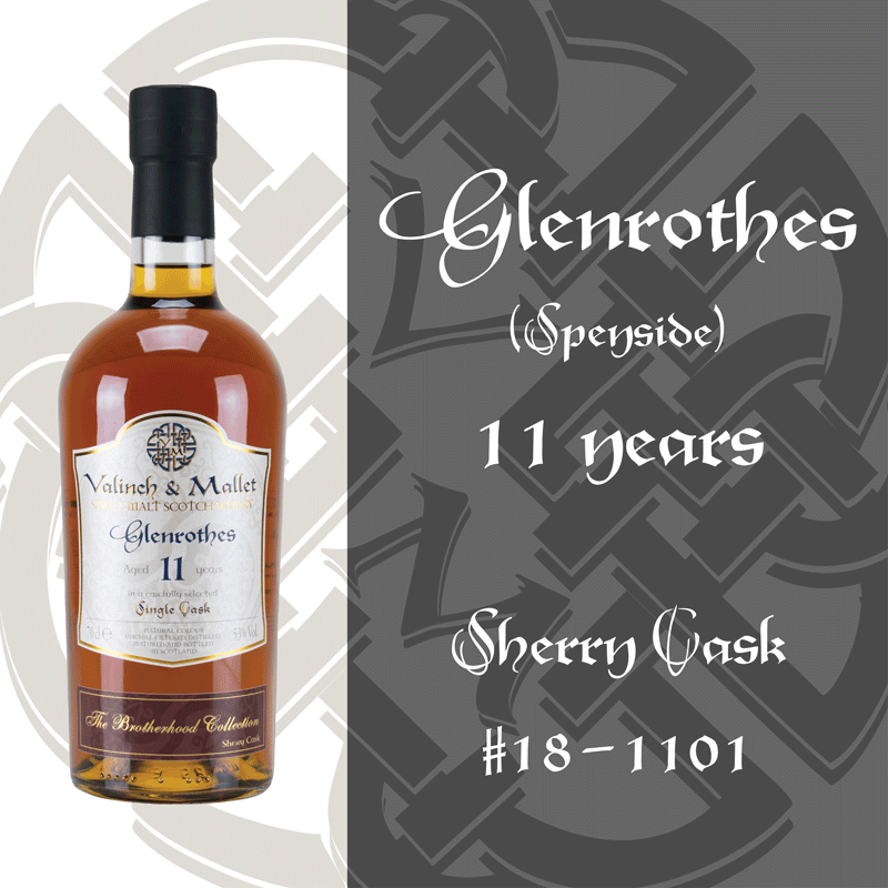 Glenrothes 11 Valinch & Mallet