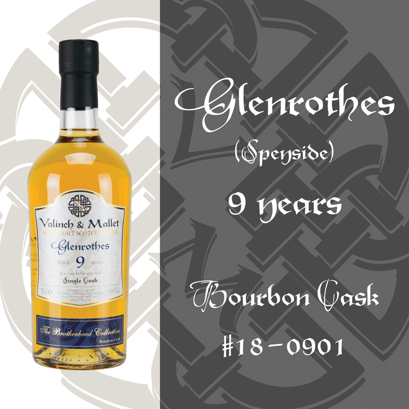 Glenrothes 9 Valinch & Mallet